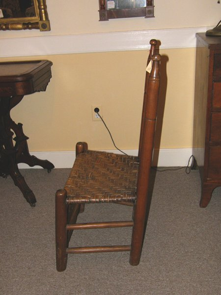 Johnson Chair from Mecklenburg, VA