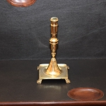 Large Early 1700 Candlestick
