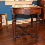 Large Marble Insert Table