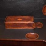 Mahogany Candle Box