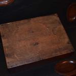 Mahogany Cutlery Tray