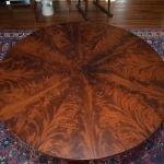 Mahogany Foyer Table