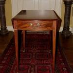 Mahogany Hepplewhite Table