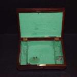 Mahogany Jewelry Box