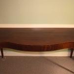 Mahogany Sideboard Table