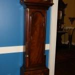 Mahogany Tall Case Clock