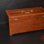 Masonic Tea Caddy