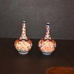 Miniature Imari Vases
