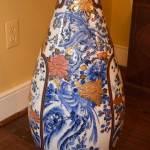Monumental Imari Vase