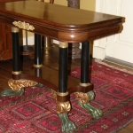 Neo Classical Game Table