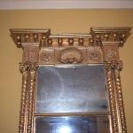 New York Gilt Mirror