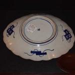 Oval Imari Platter