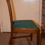 Pair of Hepplewhite Chairs
