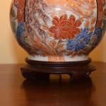 Pair of Imari Lamps