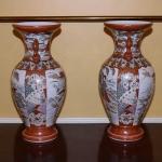 Pair of Kutani Vases