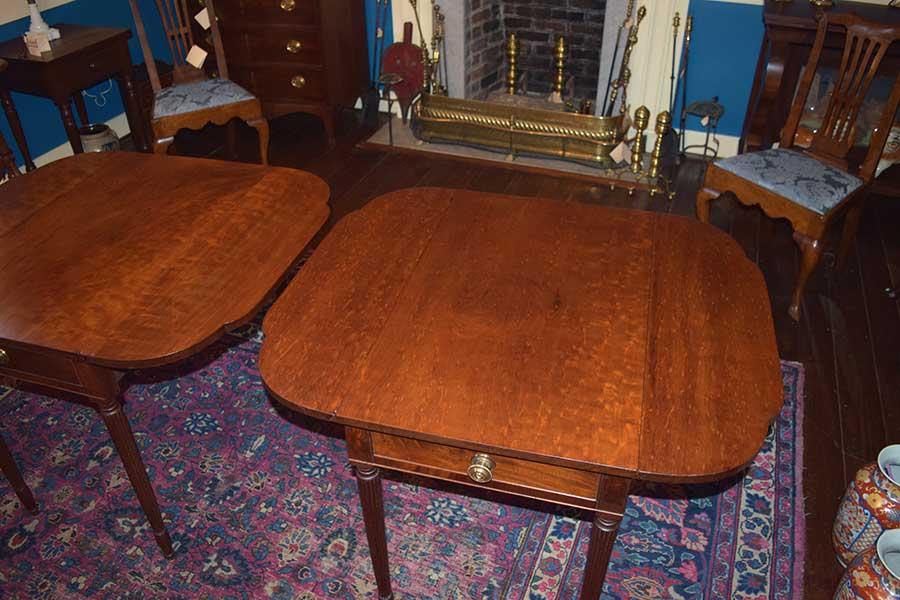 Pair of Pembroke Tables