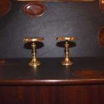 Pair of Pillar Candlesticks
