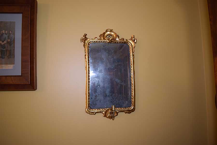 Pair Of Rococo Mirrors Gates Antiques Ltd Richmond Va