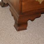 Pennsylvania Walnut Slant Front Desk