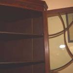Petite Hepplewhite Corner Cupboard