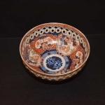 Pierced Imari Bowl