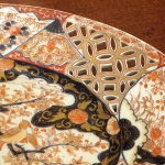 Pierced Oval Imari Charger