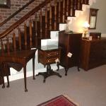 Queen Anne Handkerchief Table