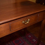 Rare Chippendale One Drawer Table