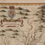 Rare Map of Virginia (SOLD)
