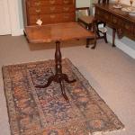 Rectangular Tilt Top Table