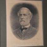 Robert E Lee - Engraving