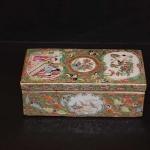 Rose Mandarin Brush Box