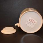 Rose Medallion Tea Pot
