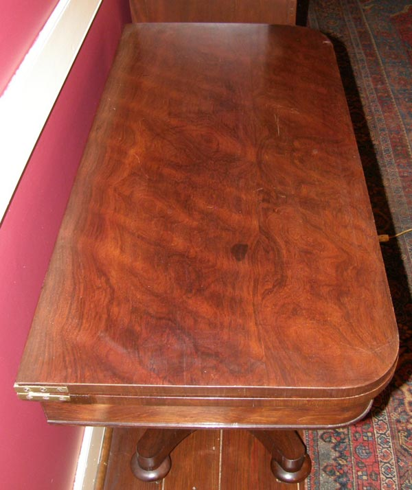 Rosewood Card Tables (SOLD)