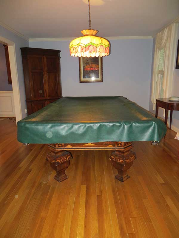 Rosewood Pool Table