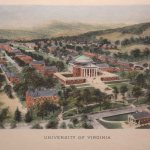 Rummell's Engraving of UVA