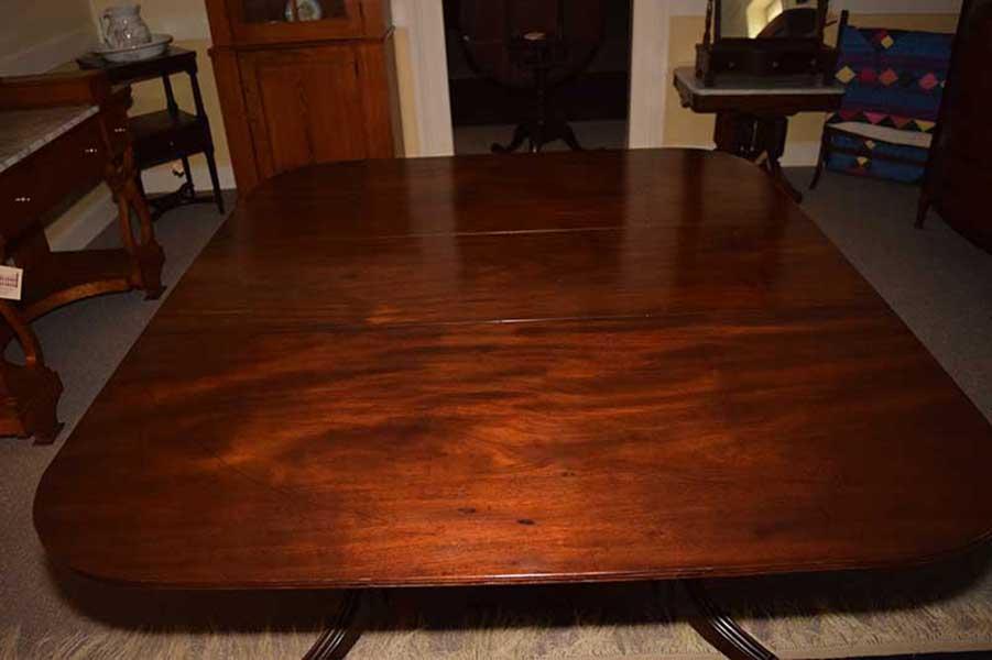 San Domingo Mahogany Table