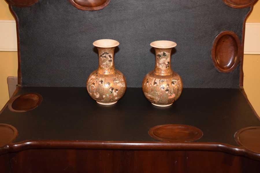 Satsuma Vases