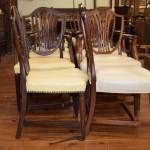 Set of 12 Period Chairs