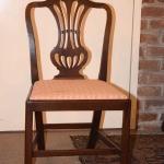 Set of 6 Hepplewhite Chairs