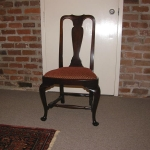 Set of 6 Queen Anne Chairs