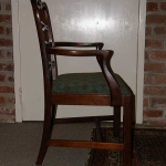 Set of 8 Chippendale Chairs