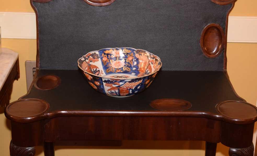 Shaped Imari Bowl