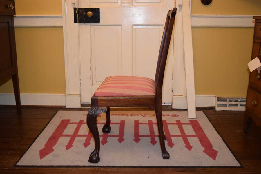 Single Ball and Claw Side Chair