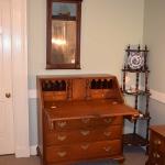 Cherry Slant Front Desk