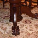 Split Pedestal Dining Table 2019