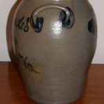 Stoneware Ovoid Crock (SOLD)