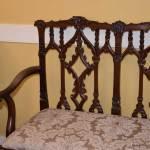 Three Seat Settee