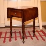 Tiger Maple Pembroke Table