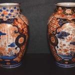 Two Imari Vases